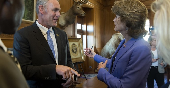 Interior watchdog reviewing Zinke's calls to Alaska senators