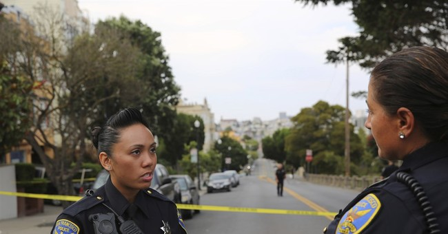 The Latest: Police: San Francisco park shooting was targeted