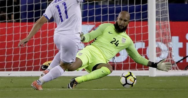 MLS gaining respectability, soccer league 'on a good path'