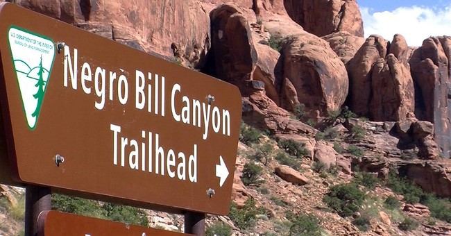 Utah commission: Keep 'Negro Bill Canyon' the same