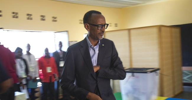 US 'disturbed by irregularities' in Rwanda landslide vote