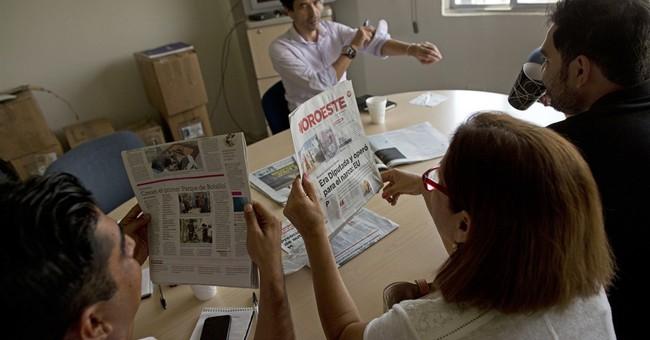 A journalist's murder underscores growing danger in Mexico