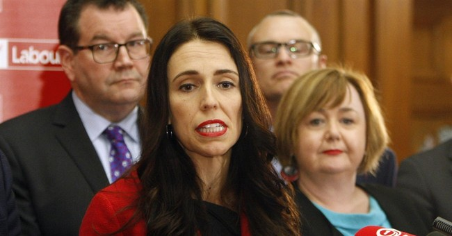 The Jacinda effect: New Zealand politician enjoys rapid rise