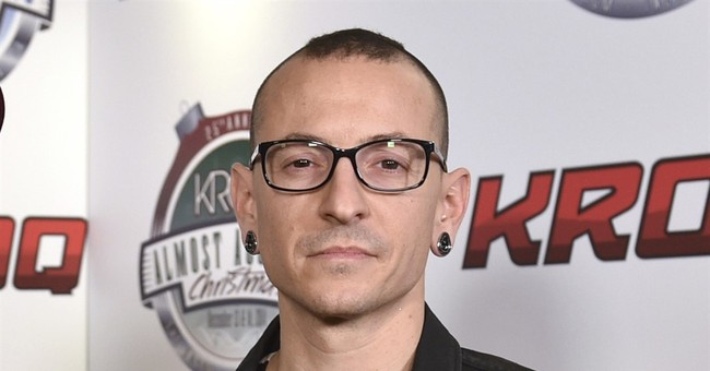 Cornell's daughter honors father, Chester Bennington in song