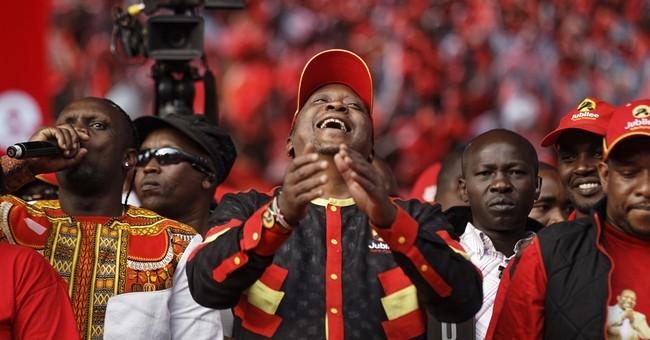 Kenya opposition says police raid its vote tallying center