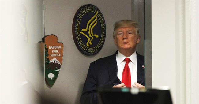 Trump says states can count on federal cash in emergencies