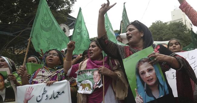 Pakistani president swears in members of new Cabinet