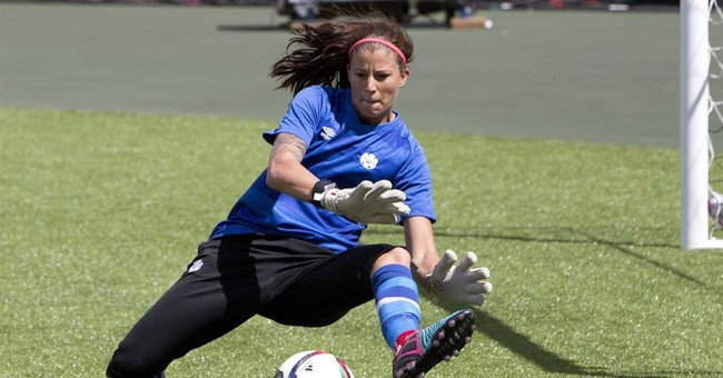 Canada goalkeeper Labbe candid about her depression
