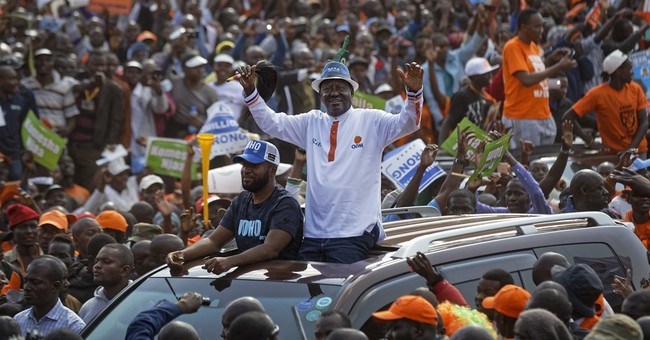 Like father, like son: Kenya goes to polls in family affair
