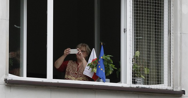 Open conflict triggers concern Poland might leave EU next