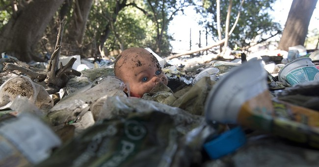 Activists protest Rio water, filthy despite Olympic promises