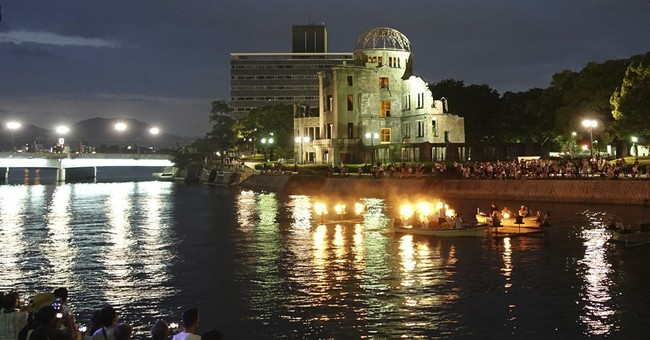 N. Korean missiles add urgency to Hiroshima A-bomb appeals