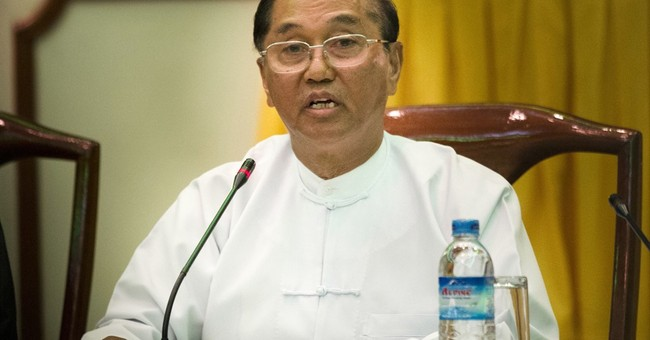 Myanmar says no crimes against humanity in Rakhine violence