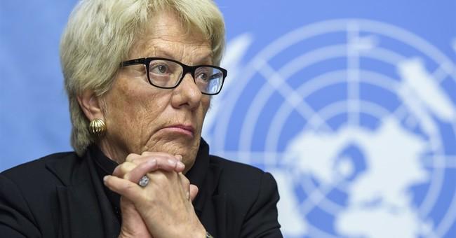 UN chief supports UN commission on Syria despite resignation
