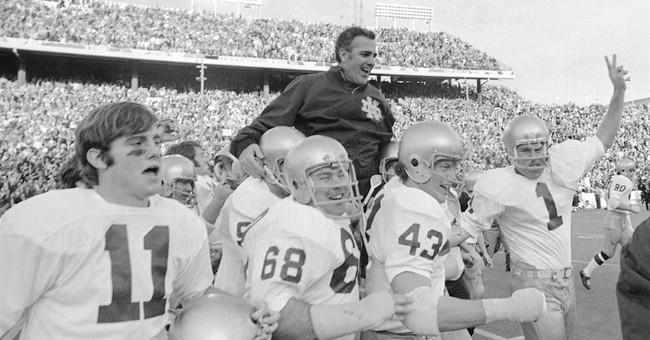 Parseghian remembered as much for kindness as his coaching