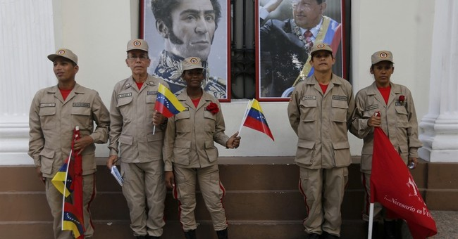 Venezuelans watch the military for signs of fraying loyalty