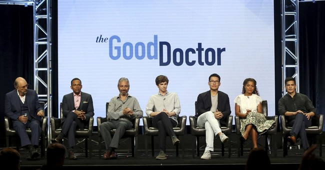 Actor makes shift from TV's Norman Bates to 'Good Doctor'