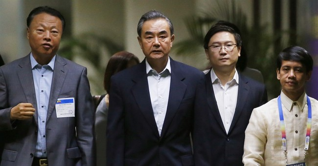 China sets conditions for start of talks on sea feud code