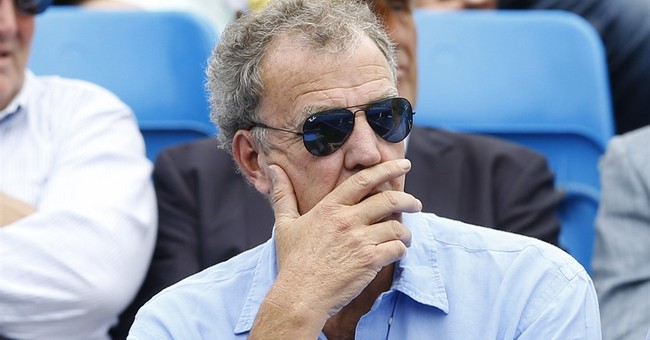 Television personality Jeremy Clarkson hospitalized in Spain