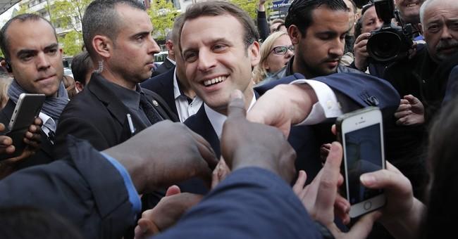 Popularity of France's upstart new president fading fast