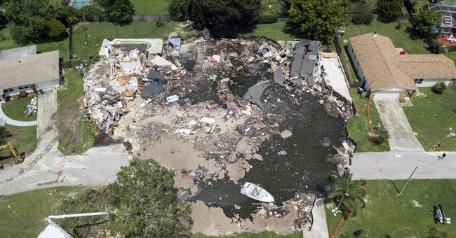 2 more homes condemned due to Florida sinkhole
