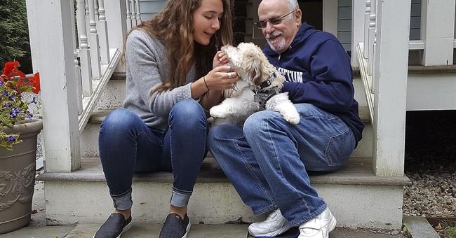 Yo-Yo Ma's concert plea helps bring friend's lost puppy home