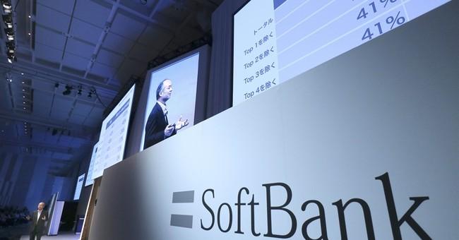 SoftBank adding technology ambitions, with ARM, robotics