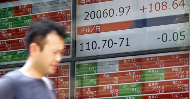 Asian markets climb on momentum from upbeat US jobs report