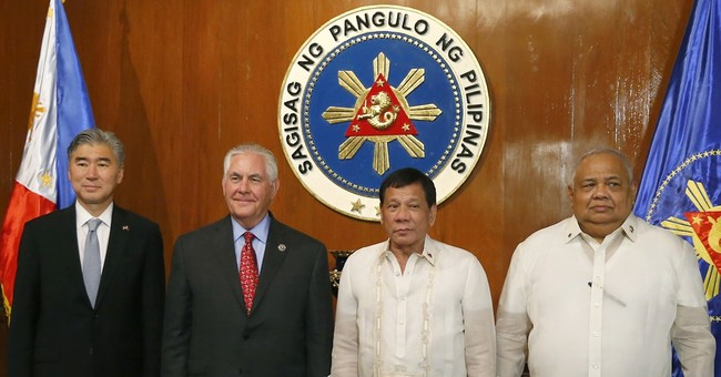 """Philippine president on human rights: """"Don't go there"""""""
