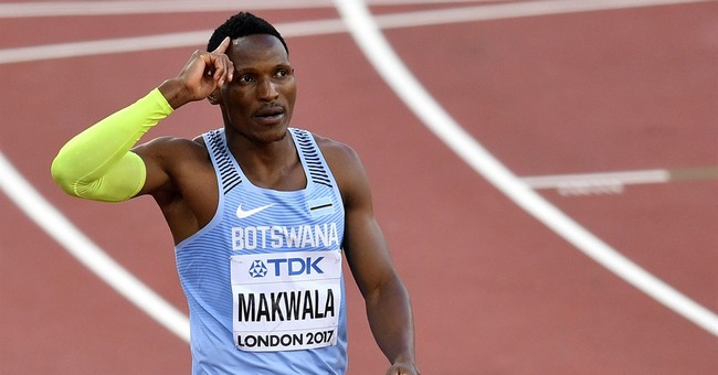 Makwala turned away from Olympic Stadium because of illness