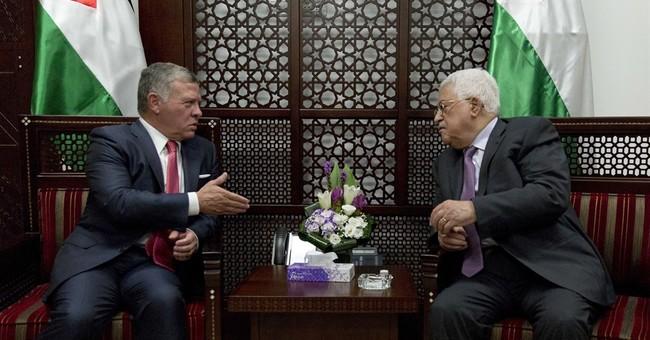 Jordan king in rare West Bank trip seen as message to Israel