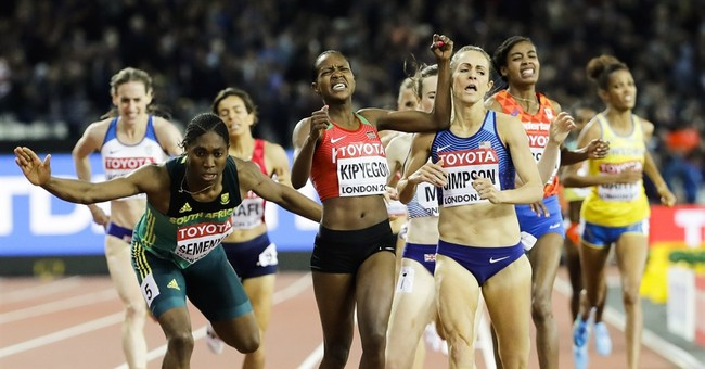 Semenya: 'No time for nonsense' after bronze medal in 1,500
