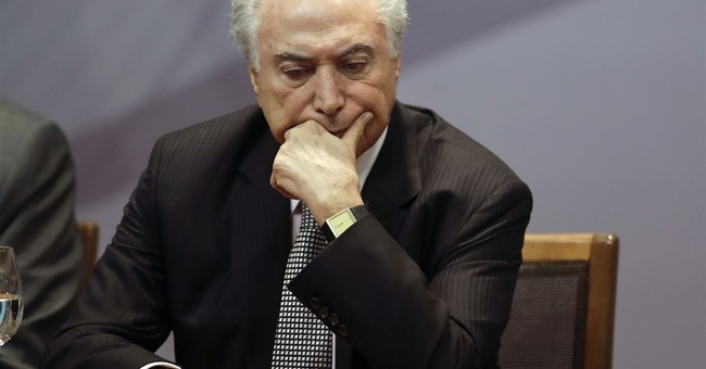 Brazil's president accuses chief prosecutor of bias