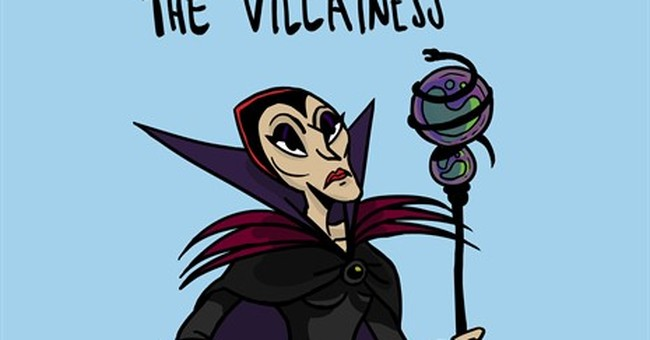 Villains and vixens dominate cartoon roles for women