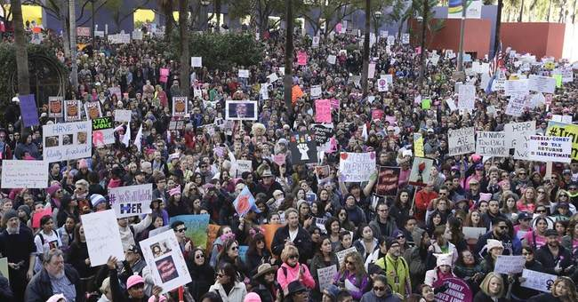 After women's marches, can numbers translate to real change?