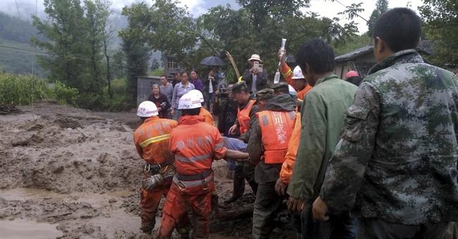 Landslide kills 23 in village in southwest China