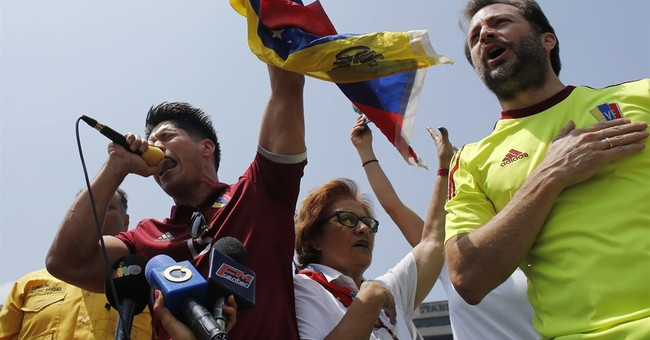The Latest: Regional diplomats reject Venezuela's  assembly
