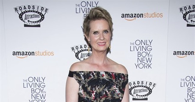 Cynthia Nixon knocks Cuomo but won't commit to challenge him