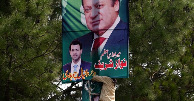 Pakistan's ousted Sharif vows to remain active in politics