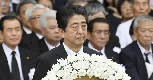 A-bomb anniversary in Nagasaki amid US-North Korea tension