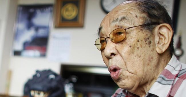 Haruo Nakajima, who played the original 1954 Godzilla, dies