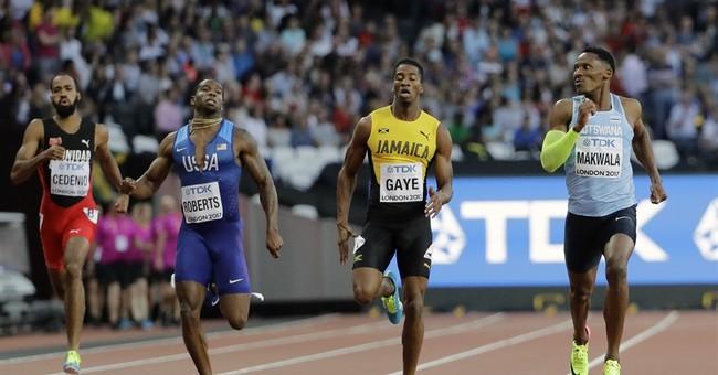 Makwala turned away from Olympic Stadium because of illness
