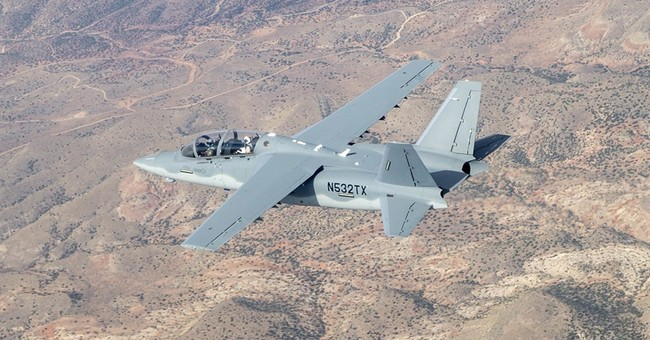 US Air Force test flights focus on off-the-shelf options