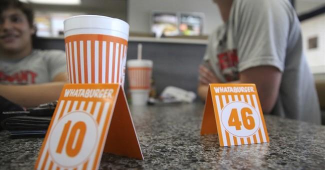 Houston police nix use of fast-food numbers at crime scenes