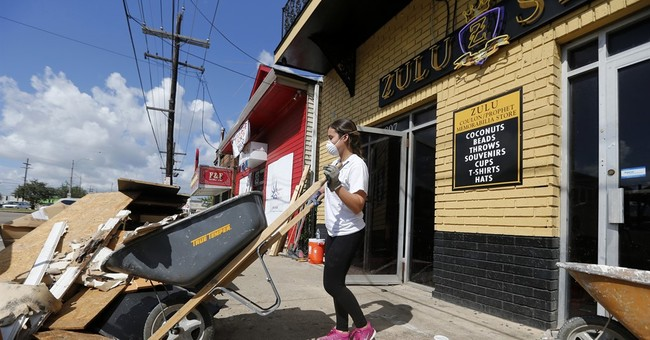 Hot words after New Orleans flood, pump problems revealed