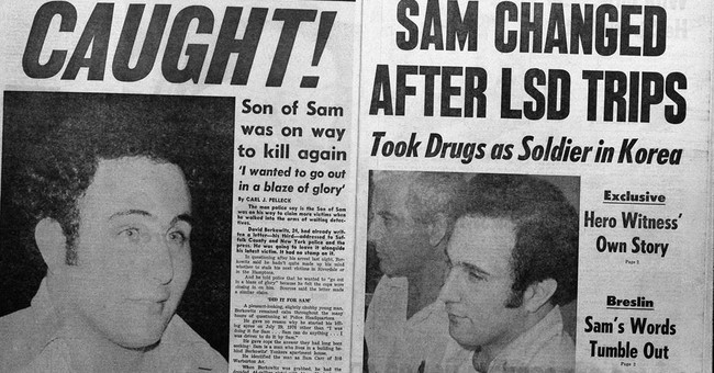 'Son of Sam' killer was arrested 40 years ago this week