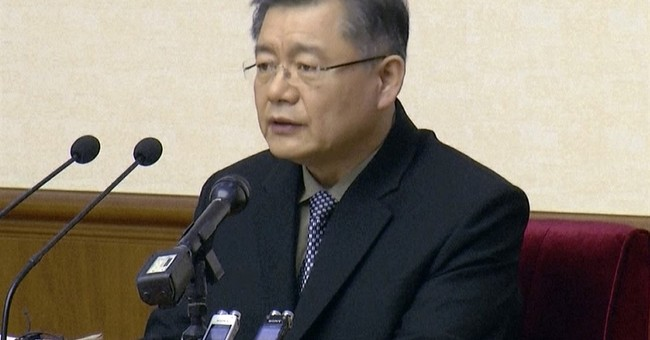 North Korea says it released Canadian detainee