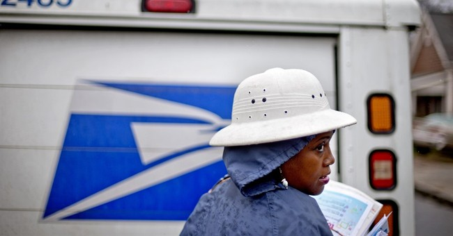 Postal Service: More red ink, missed payments as mail slumps
