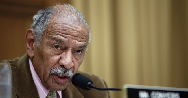 House ethics panel continues inquiry of veteran Rep. Conyers
