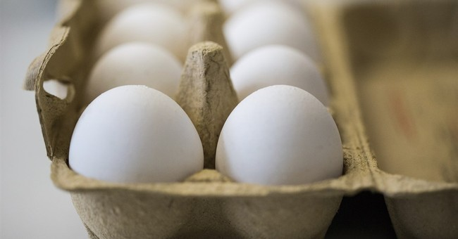 The Latest: Romania seizes eggs imported from Germany